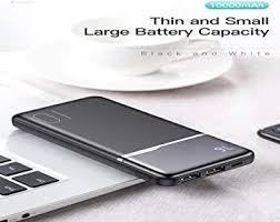 Kuulaa Power Bank 10000mAh Small Batter Long Life ... - Amazon.com