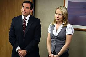 The Office More Holly Pam and Outback Steakhouse Ribs Please