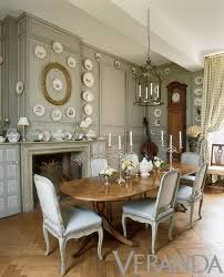 french country dining room furniture. charles spada his french chateau that fireplace in the dining room country furniture 0