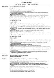 Operating Room Nurse Cover Letter Operating Roomrse Resume Cover Letter Elegant Sample Of Room