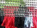 Как сделать пушистый коврик своими руками из помпонов своими руками 138