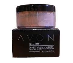 Avon Smooth Minerals Powder Foundation 8 05 Picclick