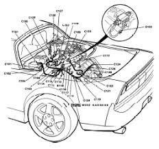 1991 honda acura nsx wiring diagram electrical system schematic