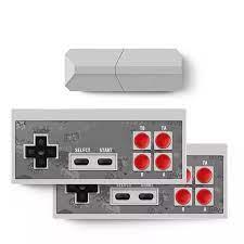 Y2 Pro USB Video TV Máy chơi game cổ điển 8 bit Mini Máy chơi game cầm tay  tích hợp 600 trò chơi cổ điển Gamepads