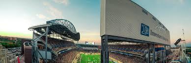Stadium Information Winnipeg Blue Bombers