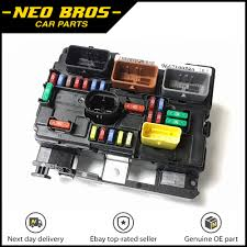 new genuine citroen c3 picasso peugeot 207 engine bay fuse box (bsm Ford Part Pa66 Gf30 at Pet Gf30 Fuse Box