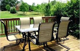 outdoor patio and backyard medium size furniture patio metal hampton bay outdoor dining set new lighting
