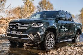 Therefore, designers from the german manufacturer put a lot of effort in their first truck. 2020 Mercedes Benz X250d 4matic Review Testdrive Autoevolution