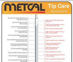 Metcal Soldering Tip Chart Cartridges Cartridges Meaning In English