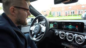 Getest De Tech In De Mercedes A200 Bright