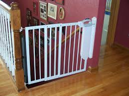 Gate For Stairs Best Baby Gates For Stairs With Banisters Latest Door Stair Design