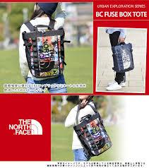 newbag wakamatsu rakuten global market the north face the north Fces Main Fuse Box the north face! 3way tote bag rucksack shoulder [base camp] [bc fuse box tote] nm81609