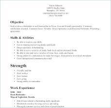 Waiter Job Description Resume Kantosanpo Com