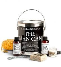 spa gift baskets the man can