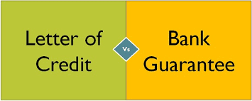 Letter Of Credit Process Flow Chart Ppt Difference Between Letter Of Credit And Bank Guarantee With
