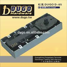 high quality ce approve floor hinge of tempered glass door closer 1