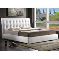 ... Low Bed Frames Chesterfield Sofa And Mattress Chaise Lounge Upholstered  Q Home Design ...