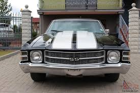 Chevelle SS 1971 71 TEMPORARY PRICE DROP