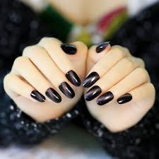 Yunail Cute 24pcs Cat Eyes Fake Nails 5 Colors Styles Gel