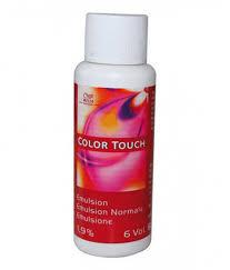 Wella <b>Эмульсия Color Touch</b> 1.9% 60мл — купить в интернет ...