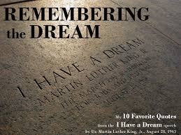 the best quotes from i have a dream