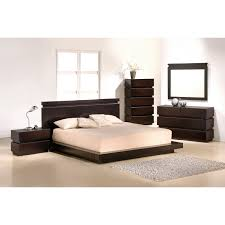 contemporary double bed zampco
