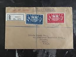 Stamp Vending Machines Dublin New 48 DUBLIN IRELAND First Day Cover FDC To Toledo Stamps Co Usa
