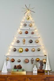Diy Christmas Tree Diy Wall Christmas Tree Ideas For Small Spaces Miss Alice Designs