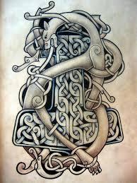 кельтский стиль тату тату салон киев