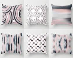 navy and grey throw pillows. Unique And Throw Pillow Covers Bush Pink Navy Grey White Home Decor Decorative  Blue For Navy And Pillows G