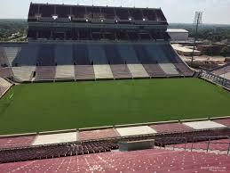 Oklahoma Memorial Stadium Seating Chart Expansion Of Ou