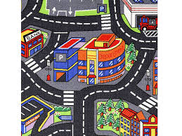 amos road map area rug