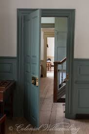 Love This Trim Paint Color. Raleigh Tavern. Colonial Williamsburgu0027s  Historic Area. Photo By David M. Doody