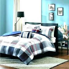 buffalo check duvet plaid cover covers red and black comforter queen