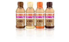 prepackaged qsr coffees the dunkin donuts bottled iced coffee beverages are high quality