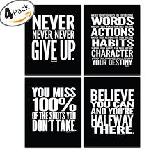 motivational artwork for office. Amazon.com: Motivational Poster - 8\ Artwork For Office S