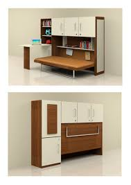 Bed Storage Study Table Combined Furniture Unit Hostel Furniture  Manufacturer From Ahmedabad