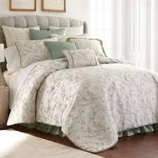 lexington fl comforter set eggshell