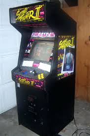 street fighter ii the world warrior my first arcade cabinet and