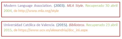 formato apa 2015 citas de paginas web formato apa citas por internet ecuador