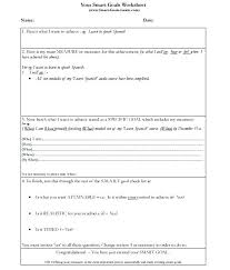 Goal Setting Template Fascinating Goal Setting Chart Template Lccorpco