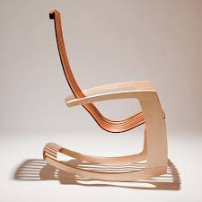 Modern Rocking Chair Jrusten Furniture Studio The Modern Rocking Chair