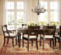 curtain magnificent cherry wood dining room