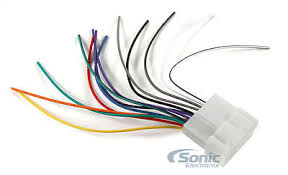 scosche gm02b car stereo wiring harness for select 1988 05 buick scosche wiring harness chevy impala 2 of 4 scosche gm02b car stereo wiring harness for select 1988 05 buick pontiac