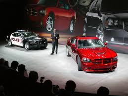 2006 Dodge SRT8 - World Debut at New York International Auto Show ...