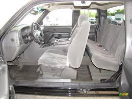 2003 Chevrolet Silverado 1500 LS Extended Cab interior Photo ...