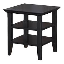 Black End U0026 Side Tables Youu0027ll Love | Wayfair