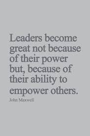 Educational Leadership Quotes New 48 Great Leadership Quotes To Help You Win At Life