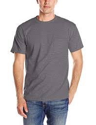 Hanes Beefy T Men S Pocket T Shirt