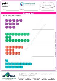 Sets Worksheets Free Collection Of Math Sets Worksheets For Grade 1 ...
